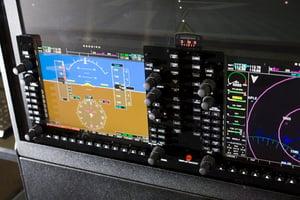 Redbird TD G1000