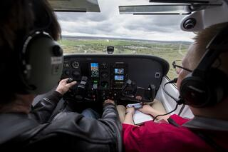 Student Pilot Flight Training