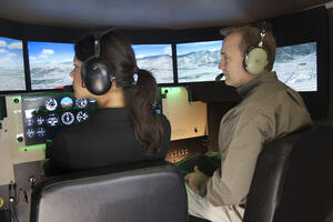 Student and Instructor Training With Headsets