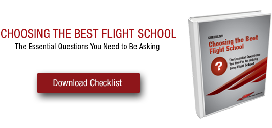 Choosing the Best Flight School Checklist