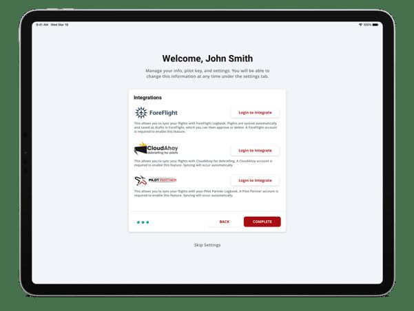 Redbird Pro Integrations With ForeFlight, CloudAhoy, Pilot Partner