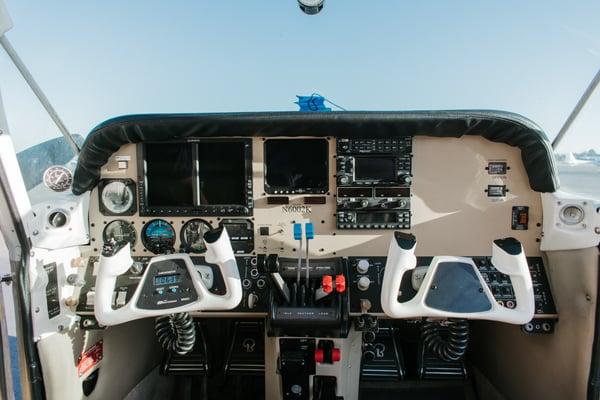 Beechcraft Multiengine Airplane