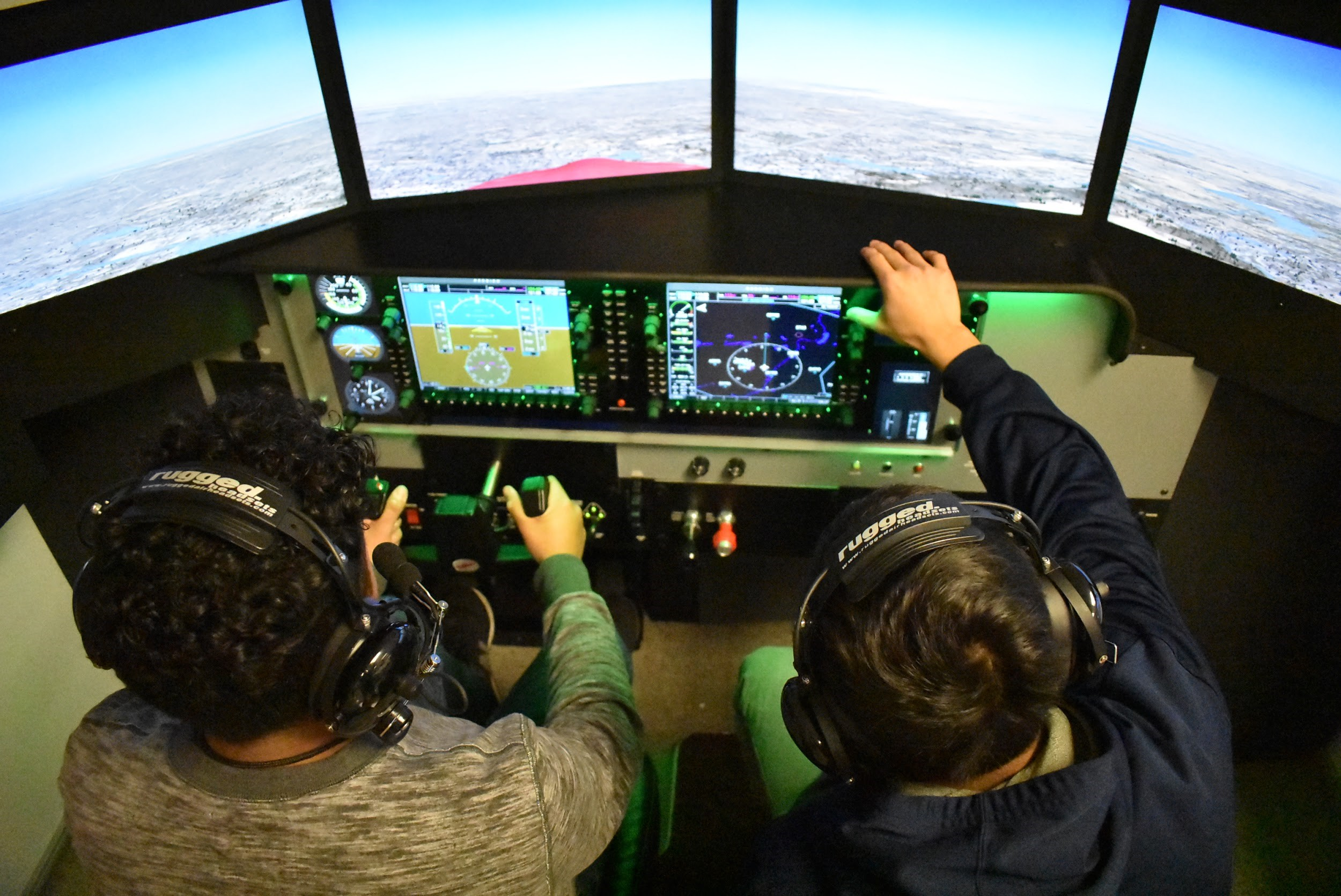 Career & Technical Education Program Focuses on Aviation