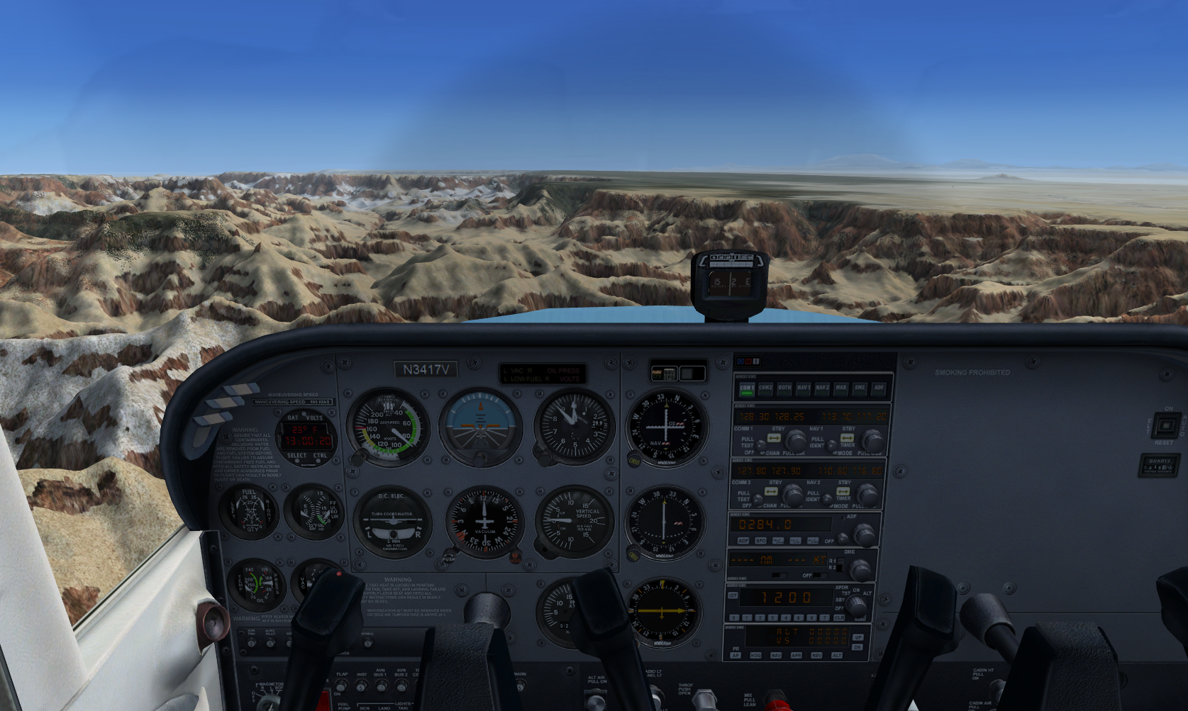 How to Solve Bad Flying Habits With Your Home Flight Simulator