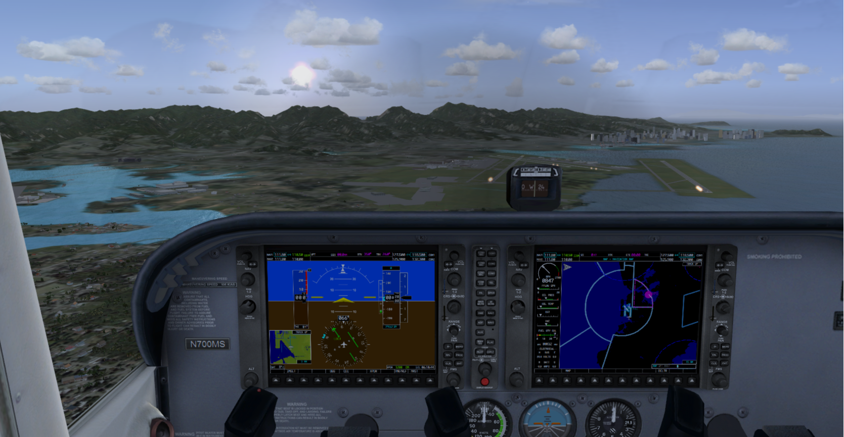 5 Tips to Stay Proficient on a Home Flight Simulator