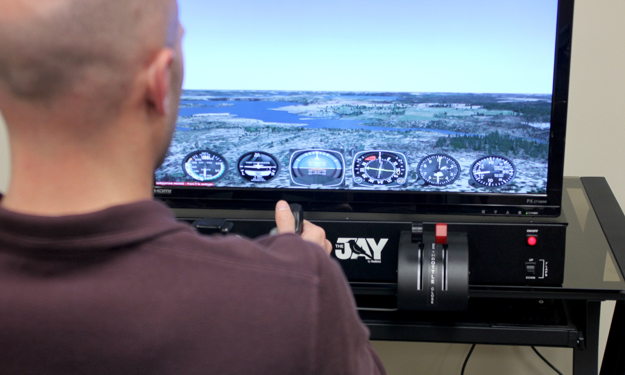 Flight Simulation at Home