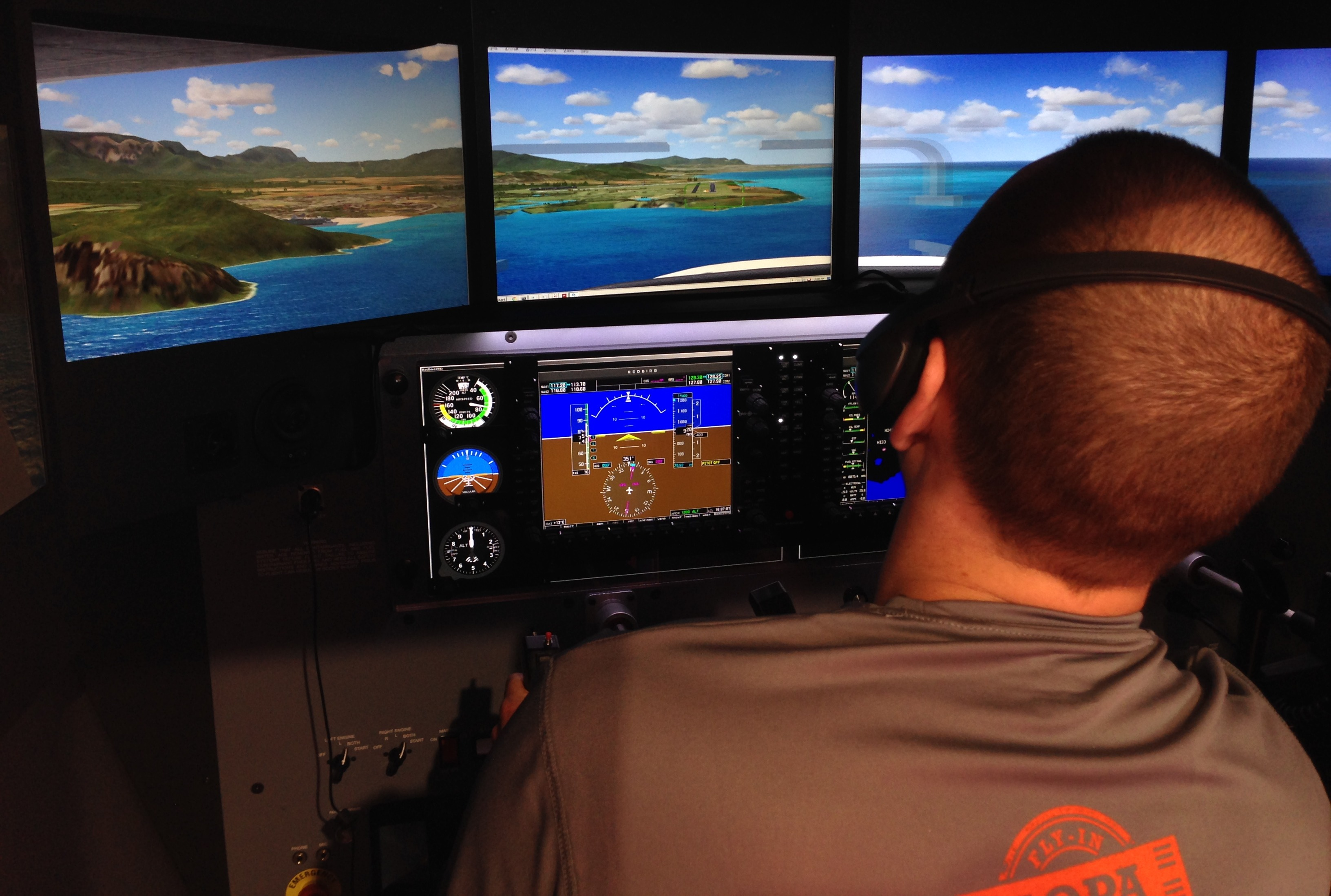 How to Overcome the Challenges of Remote Flight Instruction