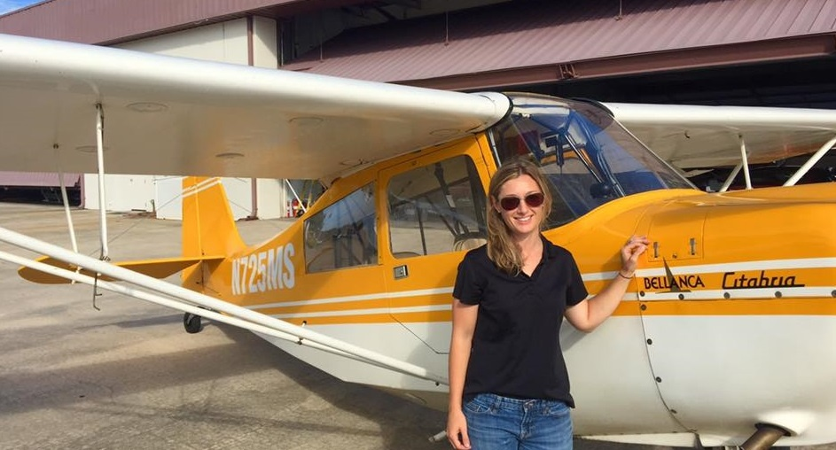 My Experience as a Woman in Aviation