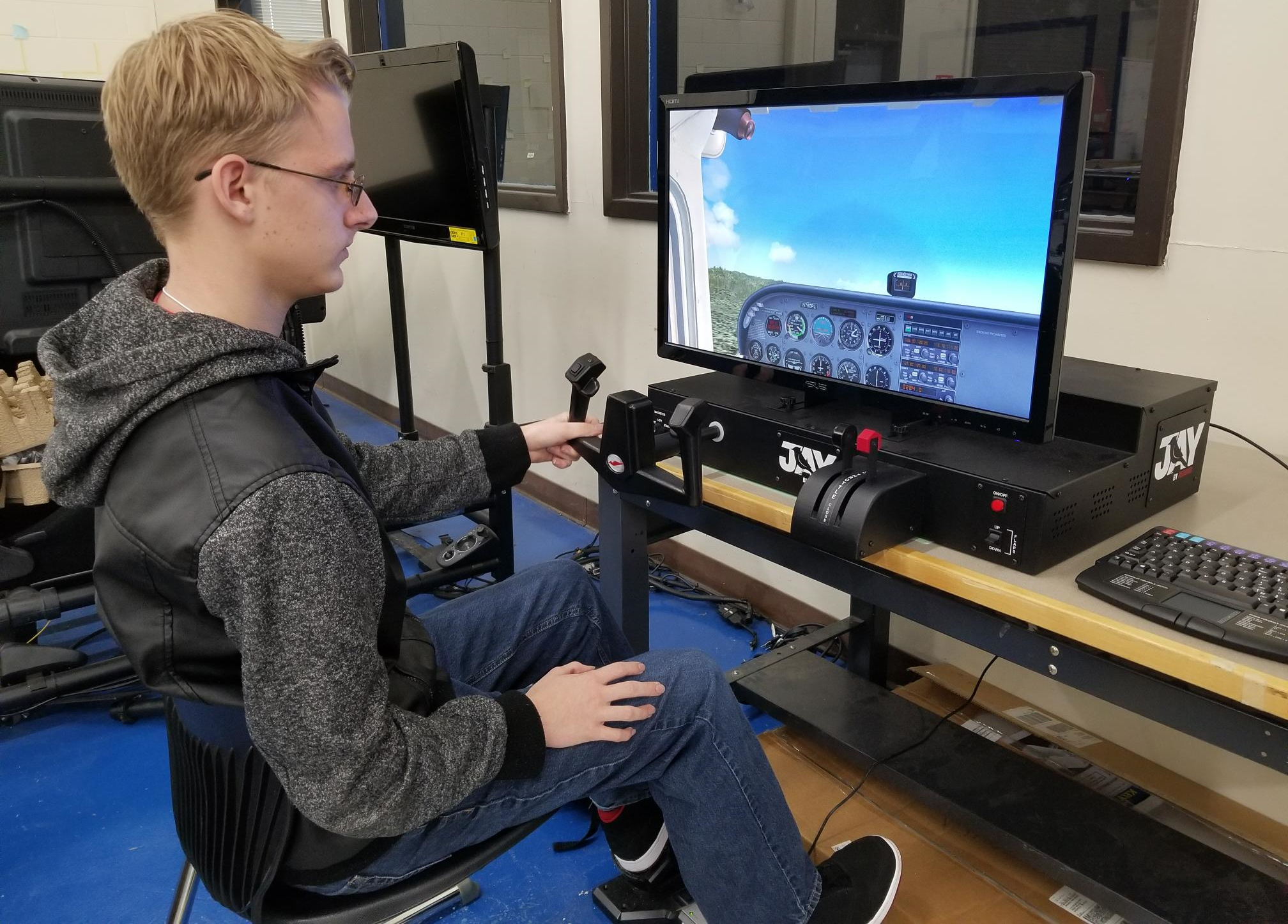 Paying It Forward to Future Pilots
