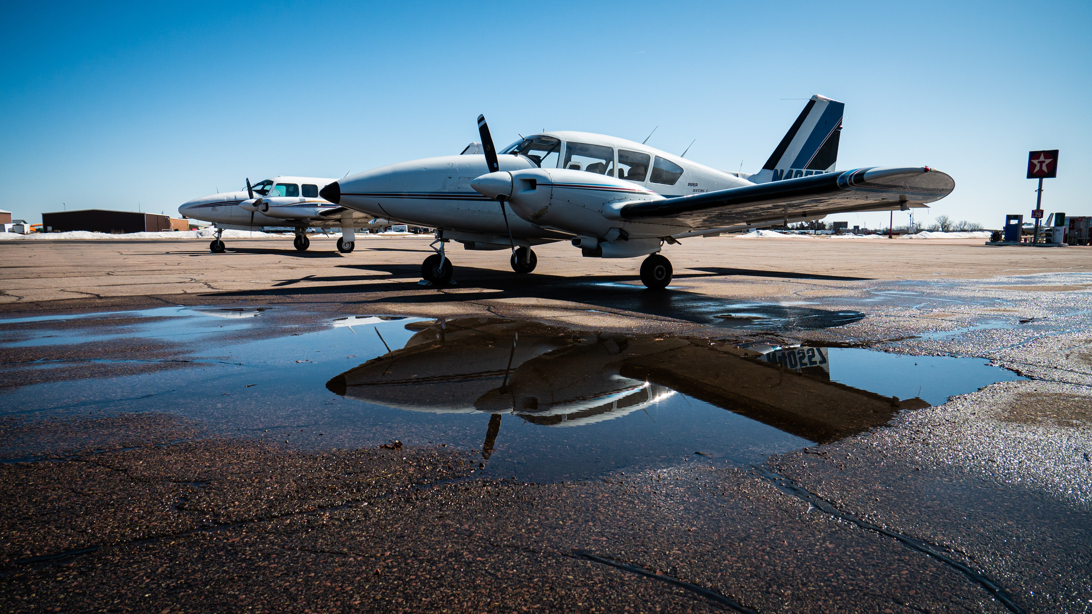 General Aviation Responds to the Coronavirus Outbreak