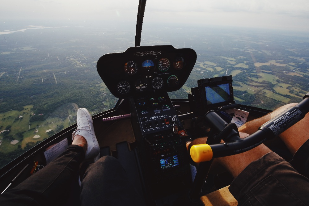 What's the Hold up on Your Helicopter License?