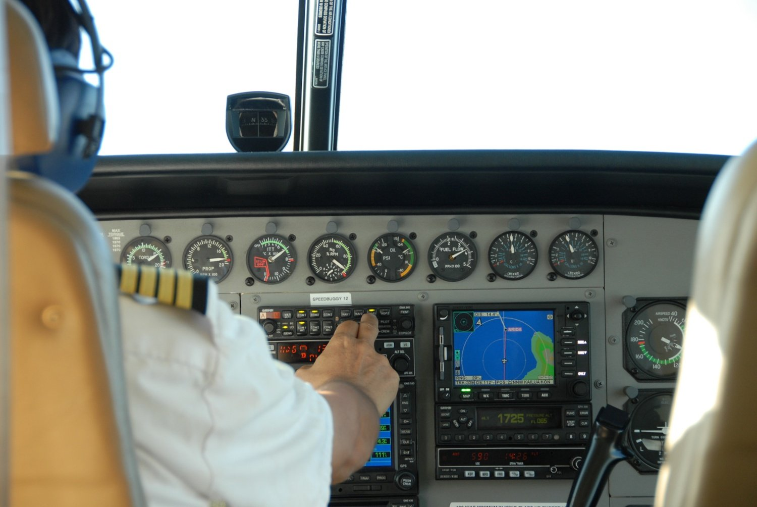 Everything You Need to Know About Instrument Rating Requirements