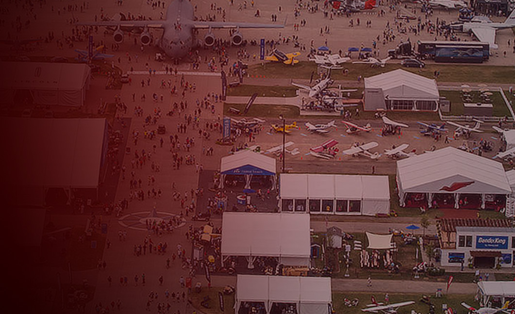 Redbird Ground References at AirVenture 2019
