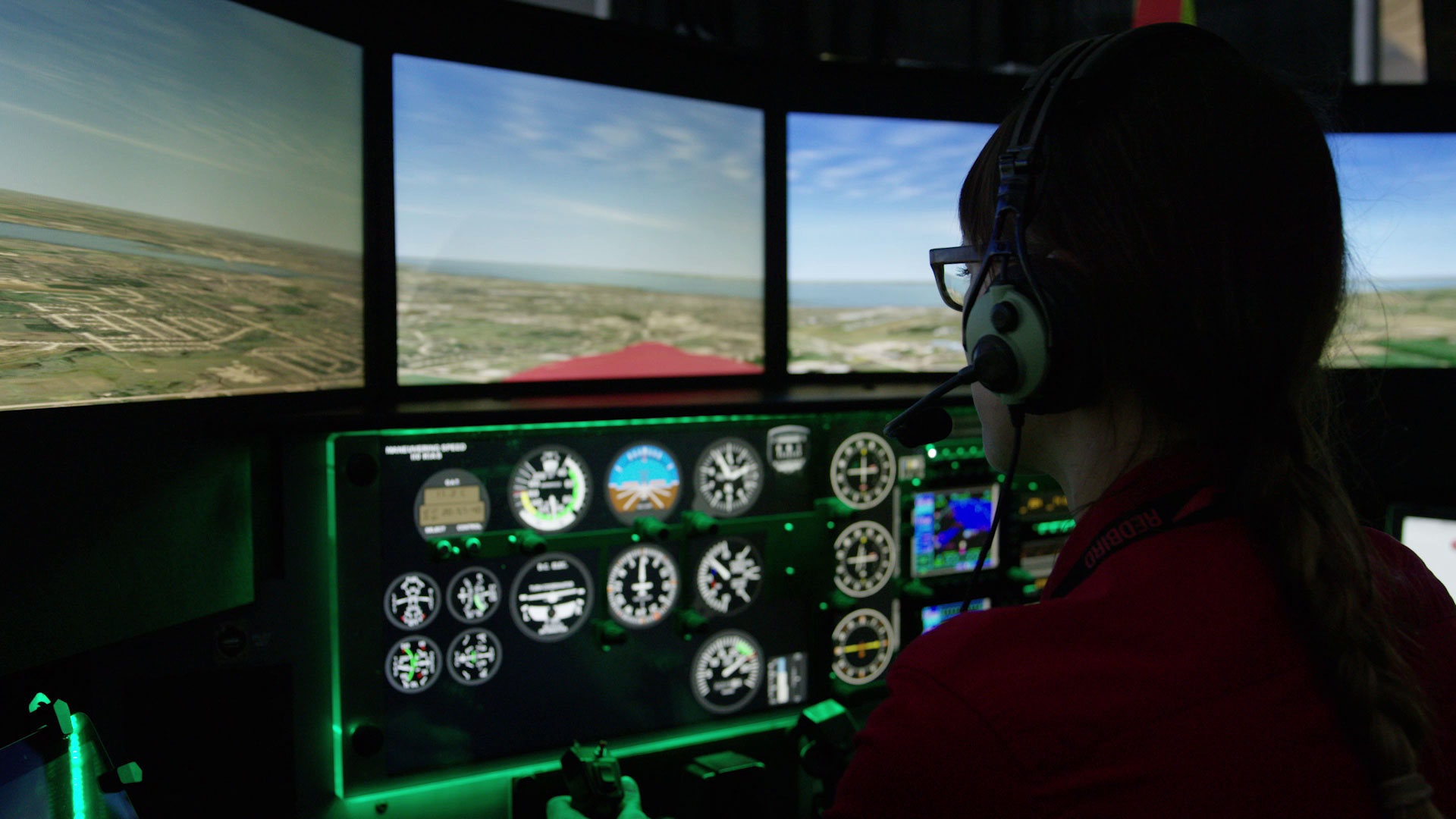 Using a Simulator for Private Pilot Training